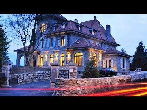 Renovared Luxurious House in Geneva (Switzerland)