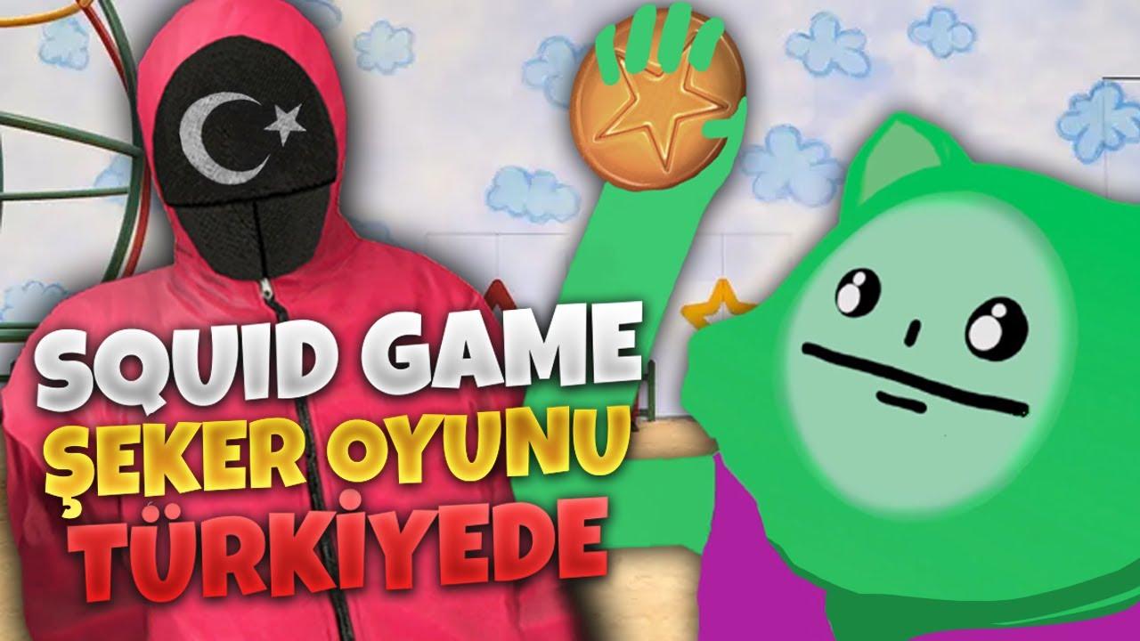 Squid Game Türkiye'de Olsaydı 2 Şeker Oyunu