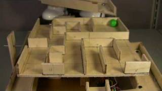 Office M&m Dispenser Maze - Short Version