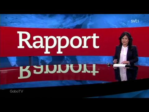 Intro: SVT Rapport - SVT1 (2017)