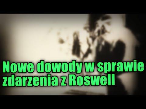 Nagranie obcego z Roswell zostało opublikowane w sieci
