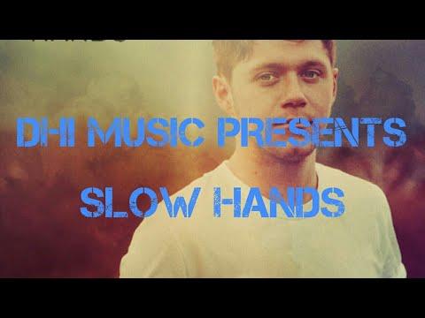 Niall Horan Slow Hands SHEET music