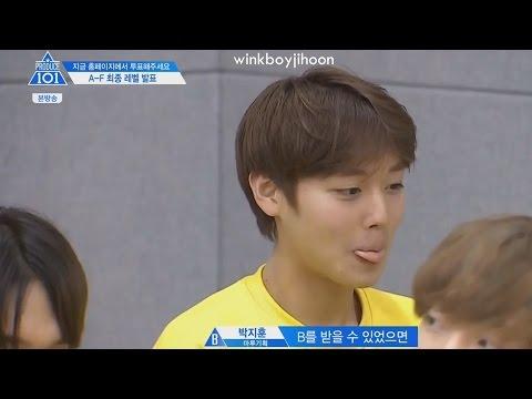 [ENG SUB] Produce 101 Season 2 Ep 3 - Park Jihoon cut