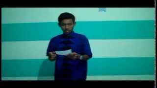 Pahlawan Tak Dikenal - Toto Sudarto Bachtiar (Idham Aulia Shaffansyah)