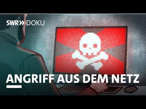 Hacker-Angriff aus dem Netz - Wie Cyberkriminelle unsere Wirtschaft erpressen | SWR Doku