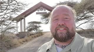 Greetings & Apologies from The Serengeti