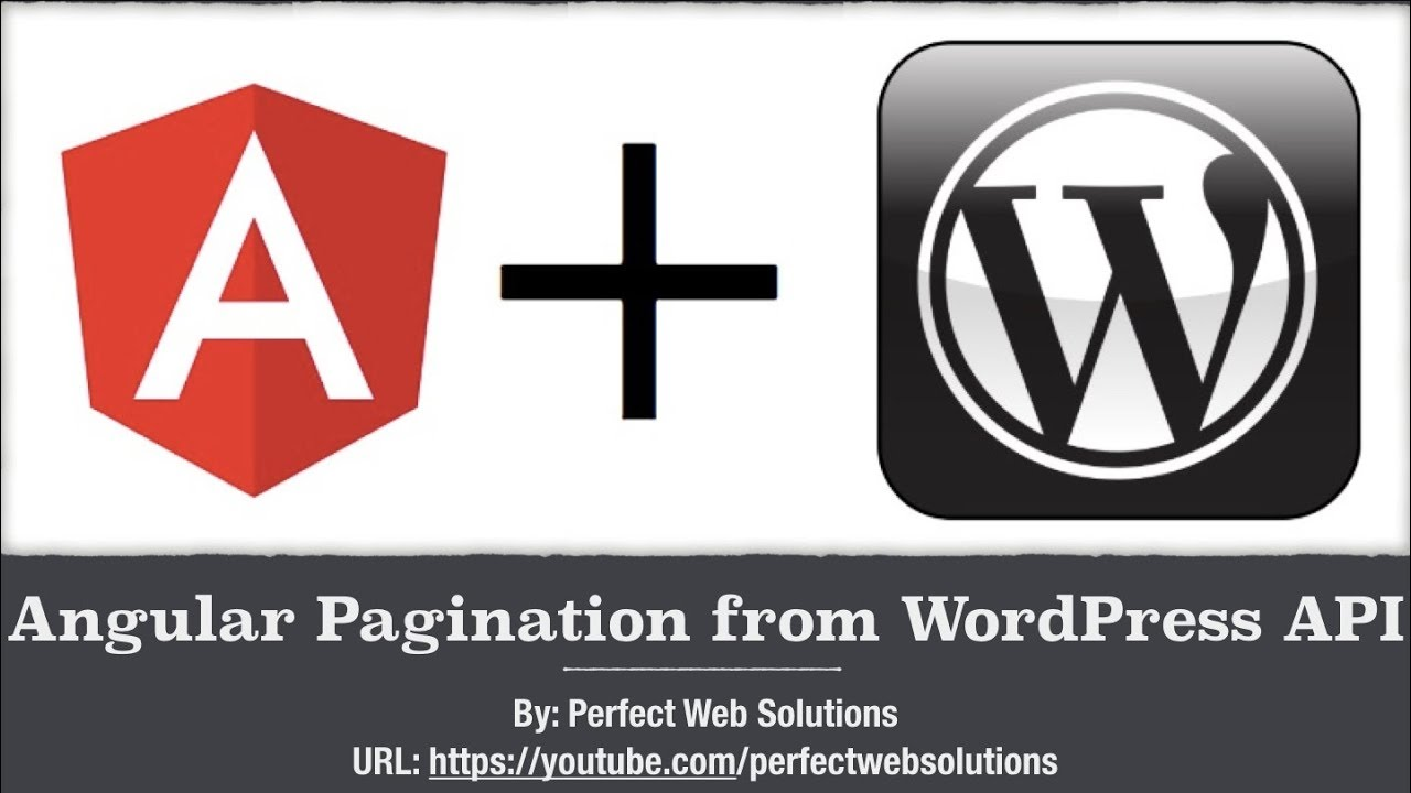 Part 5 Angular 8 and WordPress 5 Tutorial Series in Urdu 2019: Angular  Pagination with WordPress API
