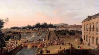 Domenico Scarlatti: Sonata in D minor, Kk 517 [Prestissimo] (harpsichord: Trevor Pinnock)