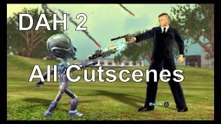 Destroy All Humans 2 - All Cutscenes