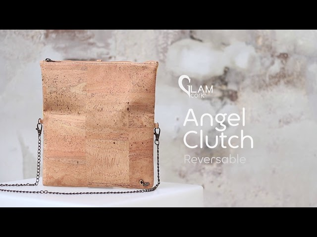 Glam Cork - Angel Clutch