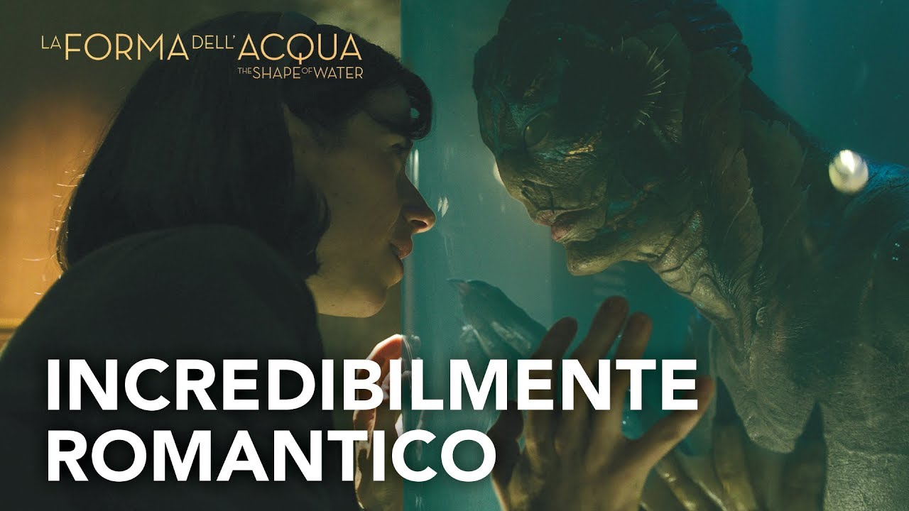 La Forma Dell Acqua Trama.La Forma Dell Acqua The Shape Of Water Incredibilmente Romantico Spot Hd Fox Searchlight 2018