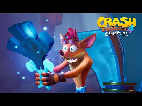 Crash Bandicoot™ 4: It's About Time – Narrated Gameplay Trailer