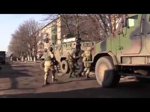В Красногоровке задержали 85 человек по подозрению в терроризме