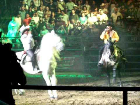 Joan Sebastian, El Chapo y Jose Manuel Figueroa Live in Bakersfield.