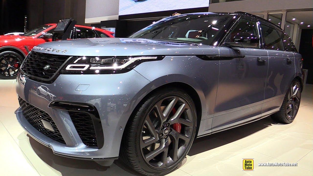 2020 Range Rover Velar SV Autobiography - Exterior Interior Walkaround - 2019 Dubai Motor Show