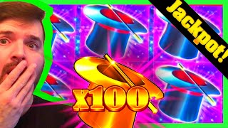 🎩 I Had No Idea I Could Win THIS On Hold Onto Your Hat Slot Machine! 🎩 MASSIVE JACKPOT