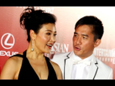 Red carpet glamour at the 2009 Asian Film Awards