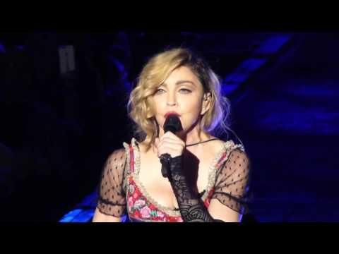 DON'T CRY FOR ME ARGENTINA -MADONNA: REBEL HEART TOUR MIAMI 1.24.16
