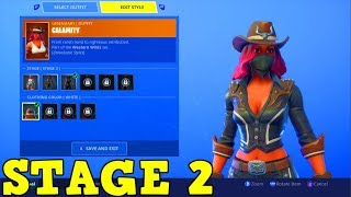 "SEASON 6 ""CALAMITY"" STAGE 2 UPGRADE! 