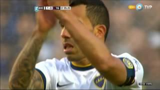 Boca Juniors 1 - 0 Tigre - Fecha 29 Torneo Argentino 2015