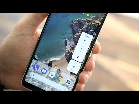 Android P Volume Slider - O melhor app