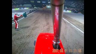 PonyCam - One Trick Pony at the European SuperPull 2012, Ahoy, Rotterdam, NL, 25th February