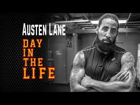 A Day In the Life with NFL Defensive End Austen Lane