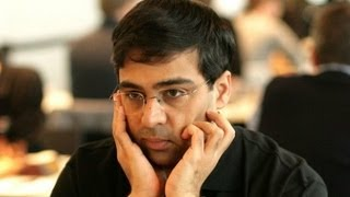Anand spent 1:43 mins on 4th move in world blitz semi-final ?! thumbnail
