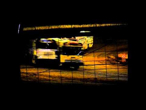 Bus Races at Flomaton Speedway