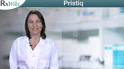 Pristiq is Used to Treat Depression - Overview