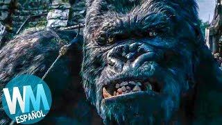 ¡Top 10 Monstruos GIGANTES de Películas!