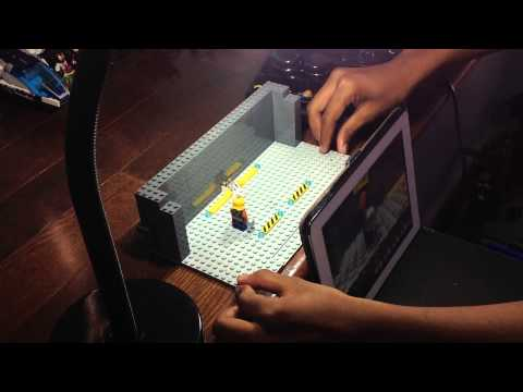 Camera Movement Tutorial (LEGO Brickfilms)