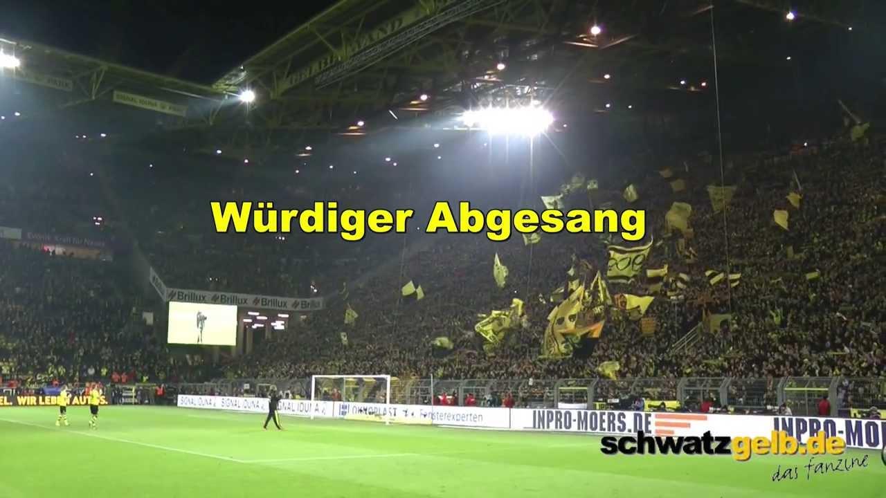 BVB - Bayern - Und wenn Du das Spiel verlierst... - Borussia Dortmund 23.11.2013