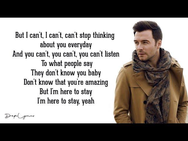 Shane Filan - Unbreakable (Lyrics) 🎵