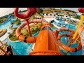 Cartoon Network Amazone - Red Turbo Slide at Cartoonival Zone POV