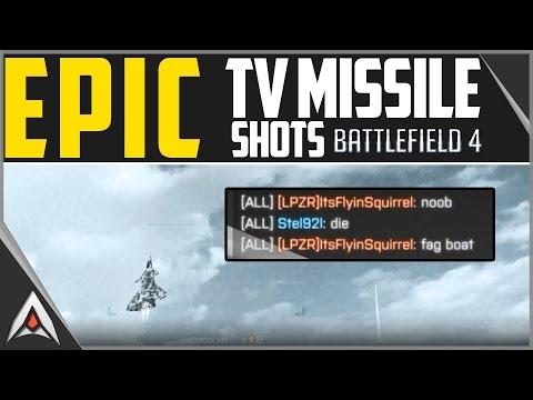 TV MISSILE MASSACRE - Battlefield 4