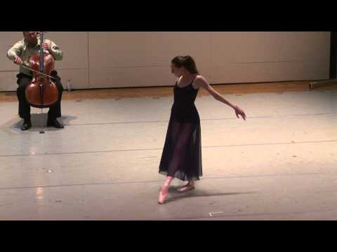 Bach D Minor Cello Suite, Prelude