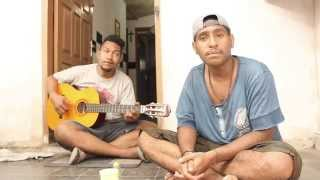 Cover Yohanes Kambana Feat Stenly Kakisina  Bob Marlay - Redemption Song