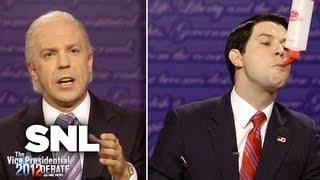 Cold Opening: Vice Presidential Debate - Saturday Night Live