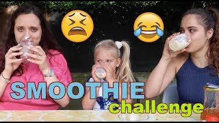 SMOOTHIE CHALLENGE with DJINA
