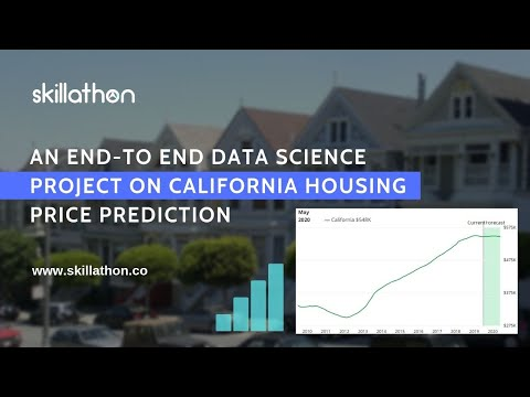 An End-to End Data Science Project on California Housing Price Prediction