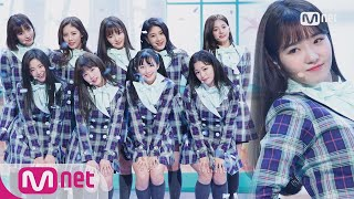 fromis_9 To Heart Debut Stage M COUNTDOWN 180125 EP 555
