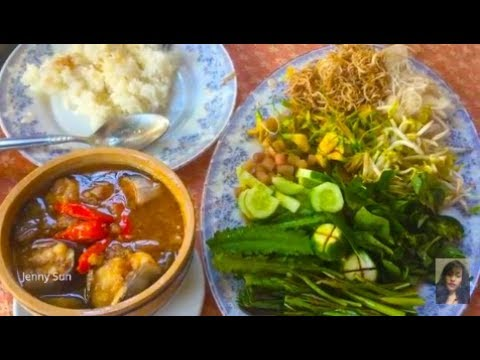 Different Ways Of Cooking Food- How Asian Family Cook Food A