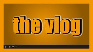 The Vlog #37 - Het vlot!
