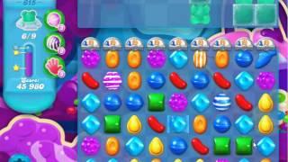 Candy Crush Soda Saga - Level 615 (3 star, No boosters)