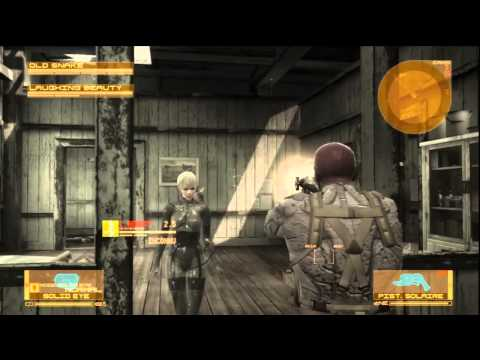 Metal Gear Solid 4 Single Segment Act 2 TEST