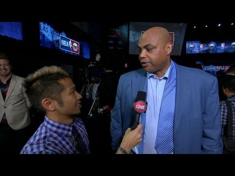 Charles Barkley thinks social media is for losers
