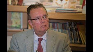 Rolando Morelli - Conferencia sobre la pentalogía El olvido y la calma, de José Abreu Felippe