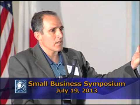 Cupertino Small Business Symposium:  Starting Your Own Busin