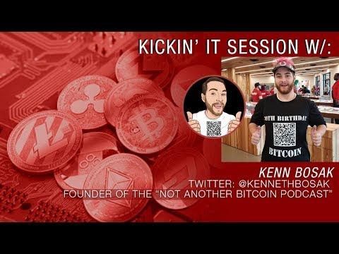 Crypto Blood X Kenn Bosak | Crypto Conferences, BTC Hodln, Crypto Bear Market, Altcoins And More
